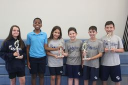 Lower School students compete in annual Mind Lab Olympics