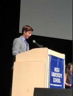 200 Students Inducted into NJHS and NHS