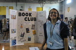 Upper School students seek new opportunities at Club Fair