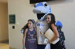 NSU University School Welcomes Back Students and Families at Orientation