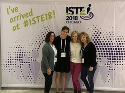 Lower School Faculty and Staff Attend ISTE Conference in Chicago