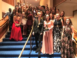 Upper School Theatre Students Win 9 Cappies for Tuck Everlasting