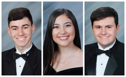 Three NSU University School Seniors Receive Silver Knight Honorable Mentions