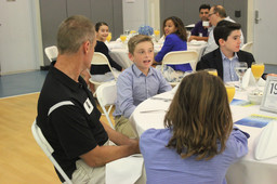 Fifth Grade Students Joined By Local Leaders for Annual Leadership Breakfast